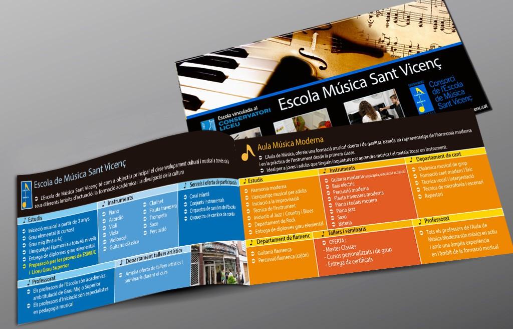 Escola de Música Sant Vicenç
